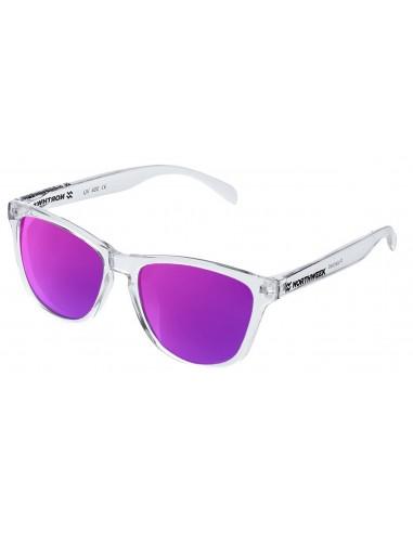 tienda de liquidación 81efc 2557c Gafas de sol Northweek transparentes y lente purple polarizadas