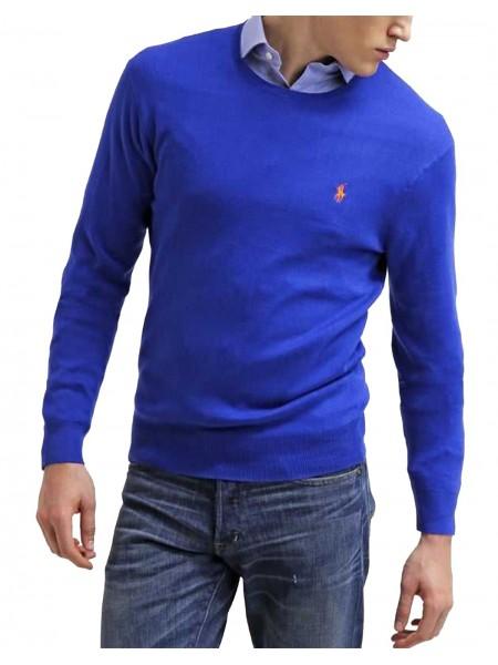 Jersey Ralph Lauren hombre color azul royal