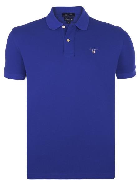 Polo GANT hombre en color azul  royal