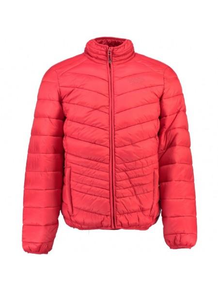 Cazadora Canadian Peak mod Assor color roja