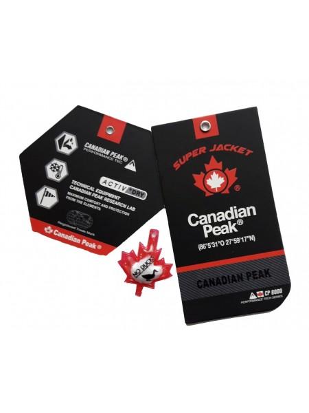 Cazadora Canadian Peak mod Assor color negro