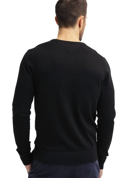 Jersey Tommy Hilfiger hombre Pacific color negro
