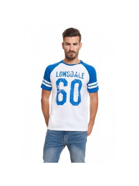 Camiseta Lonsdale manga...