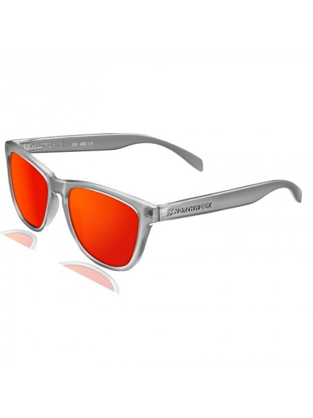 Northweek Gafas de sol Regular Wheel Lente roja polarizada