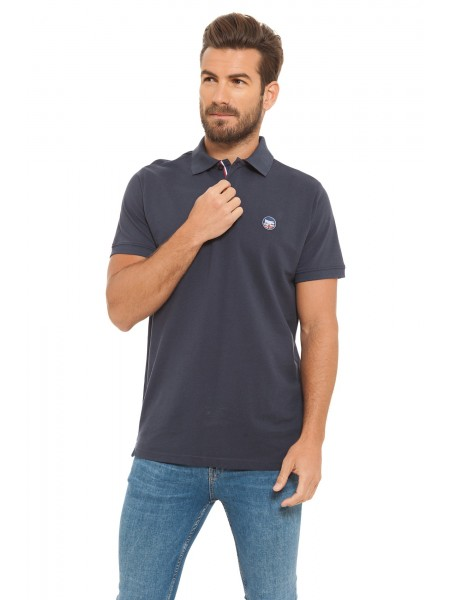 Polo Lonsdale hombre color dark blue