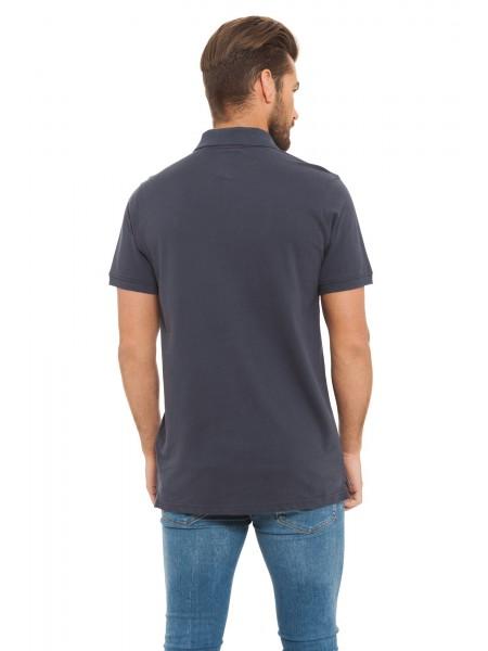 Polo Lonsdale hombre color dark blue