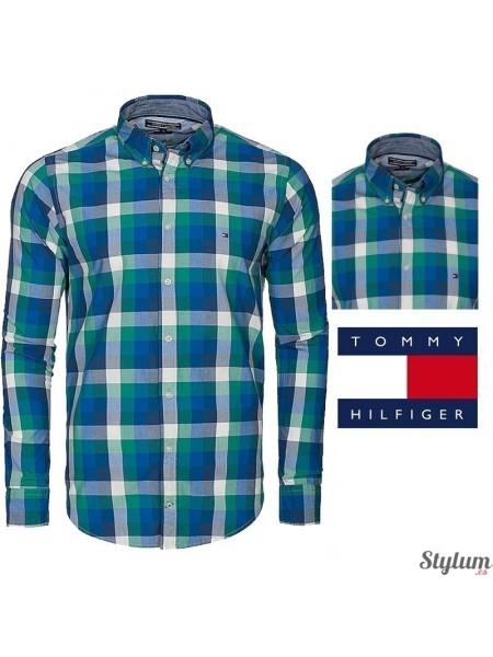 Camisa Tommy  Hilfiger hombre Keydan CHK NF2