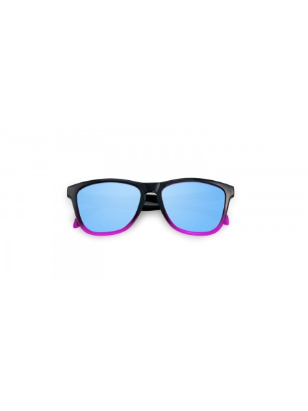 Gafas de sol Northweek GRADIANT SHINE BLACK & PINK - ICE BLUE POLARIZED