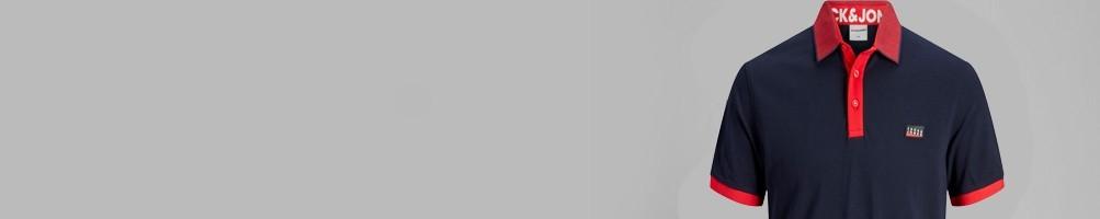 Primeras marcas de polos Tommy Hilfiger , Lonsdale  al mejor precio.